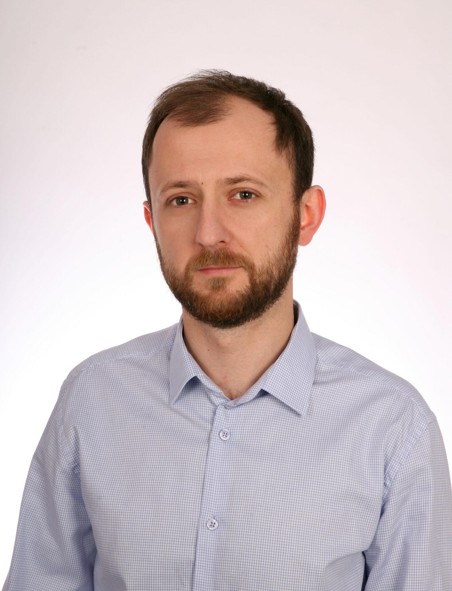Szymon Wójcik<br /><p>Handlowiec (Trader)