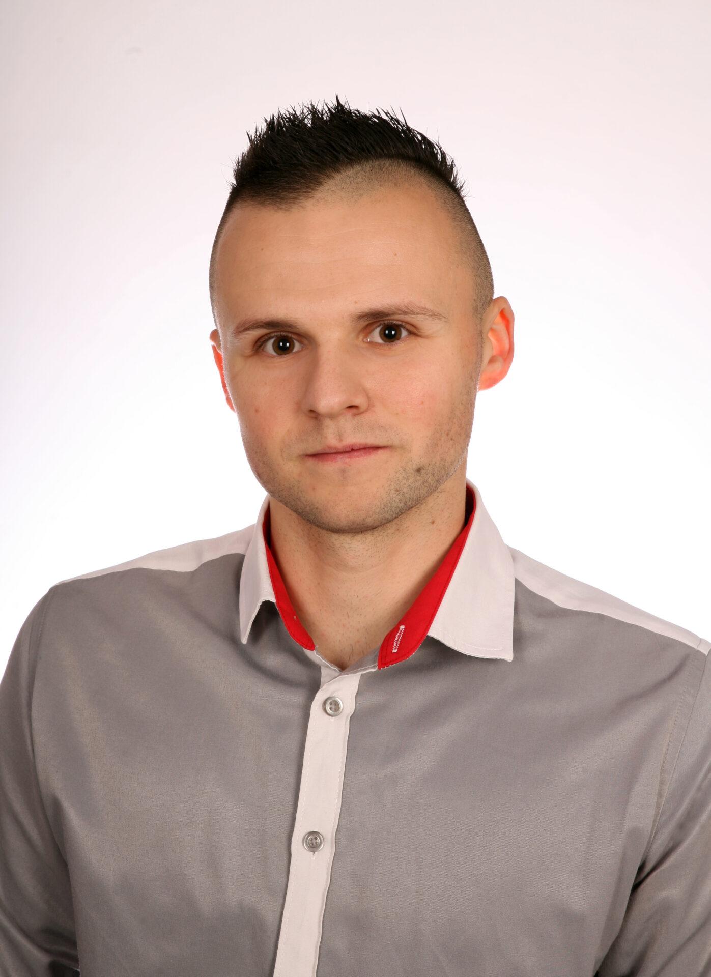 Mateusz Surma<br /><p>Magazyn (Warehouse Manager)</p>